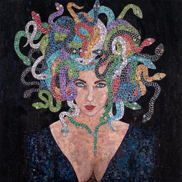 Elizabeth Taylor - Medusa