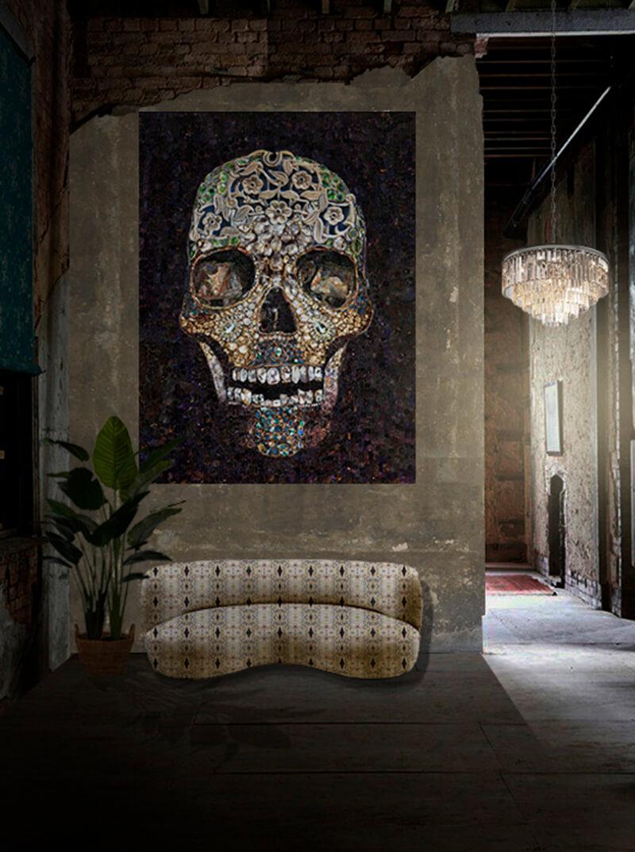 Sacred Cranium Mural
